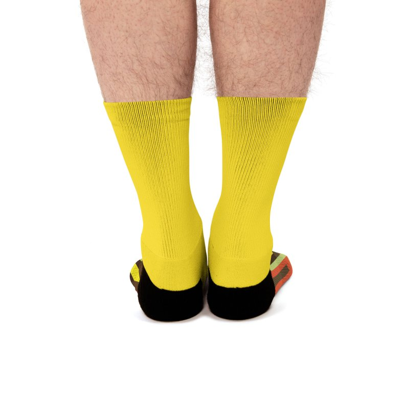 Hallway Men's Socks by Elias Rafful Artist Shop