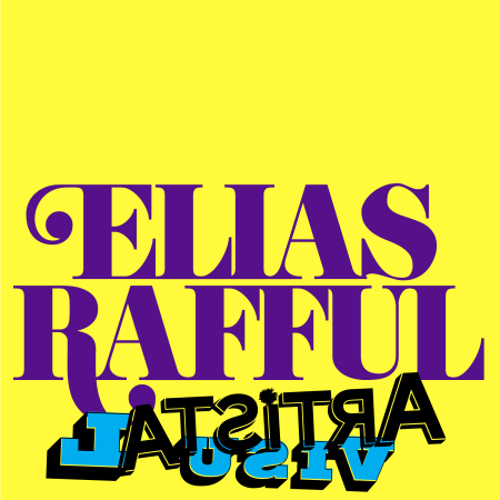 Logo for Elias Rafful Artist Shop