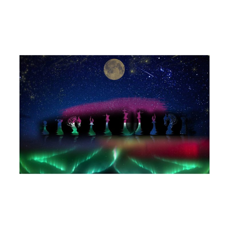 Dancing Aurora None  by Ellarte Artist Shop