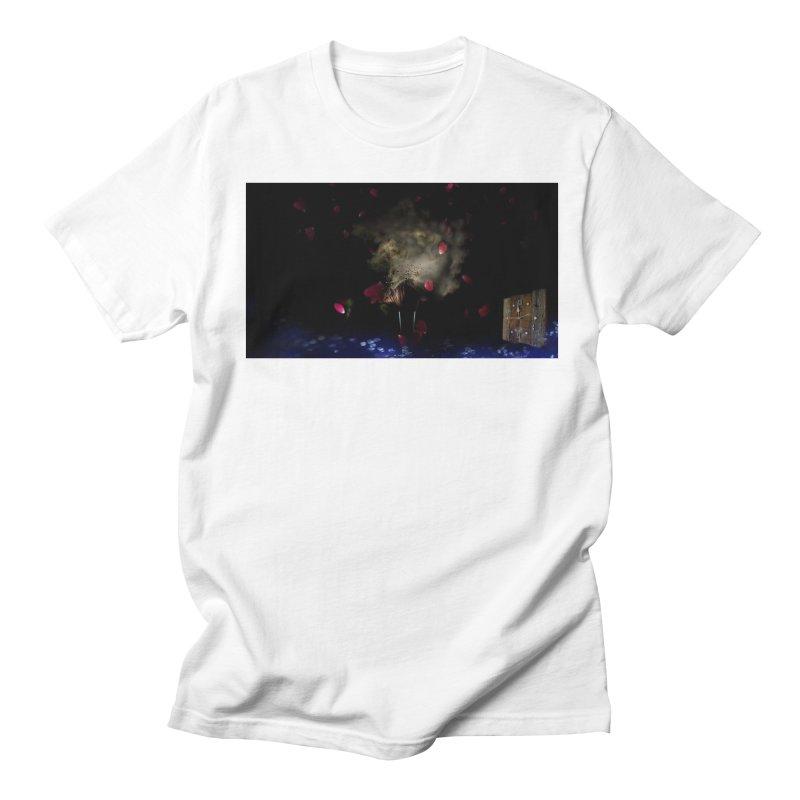 Uniqueness Men's T-shirt by Ellarte Artist Shop