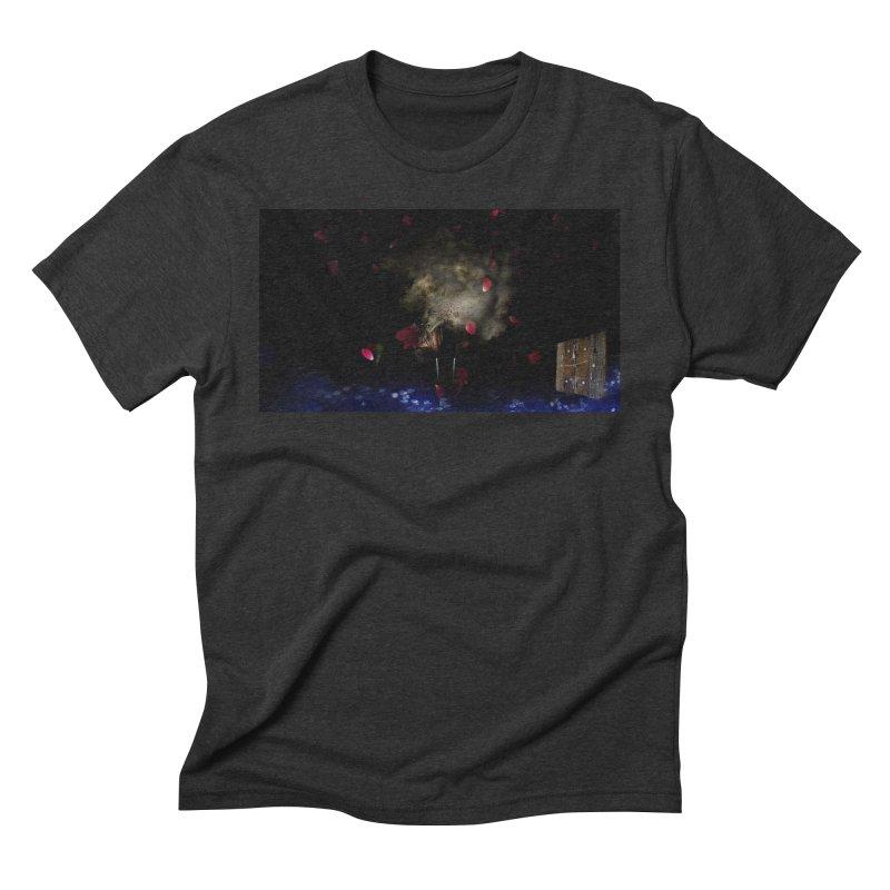 Uniqueness Men's Triblend T-shirt by Ellarte Artist Shop