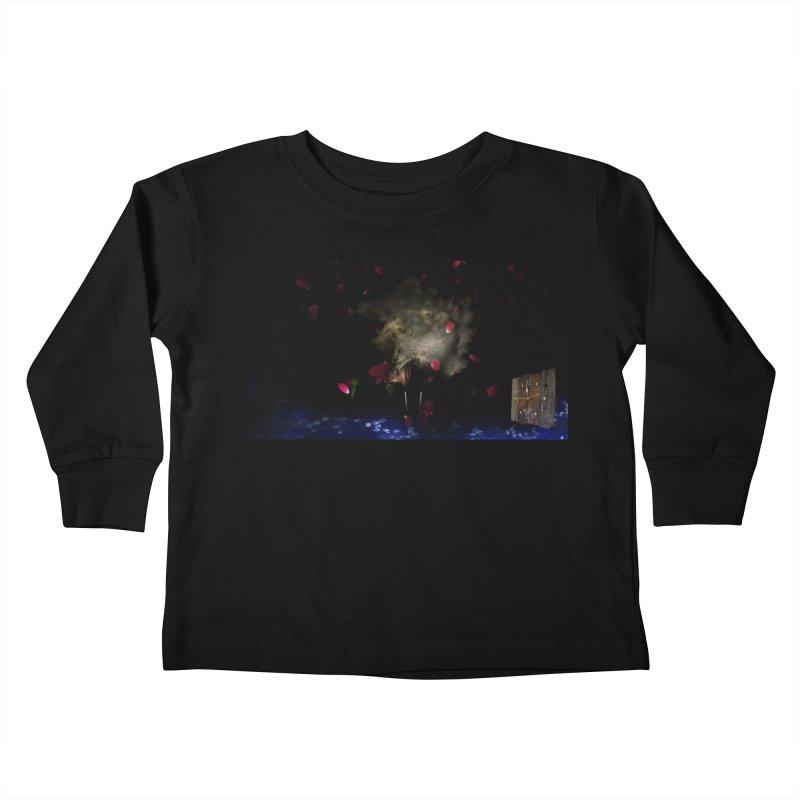 Uniqueness Kids Toddler Longsleeve T-Shirt by Ellarte Artist Shop