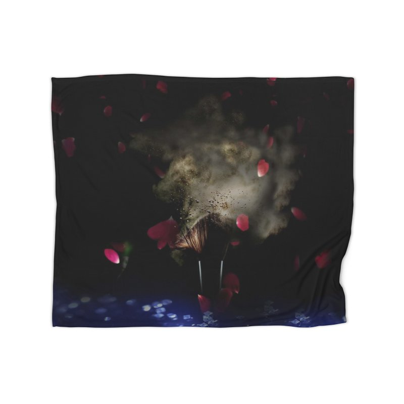 Uniqueness Home Blanket by Ellarte Artist Shop