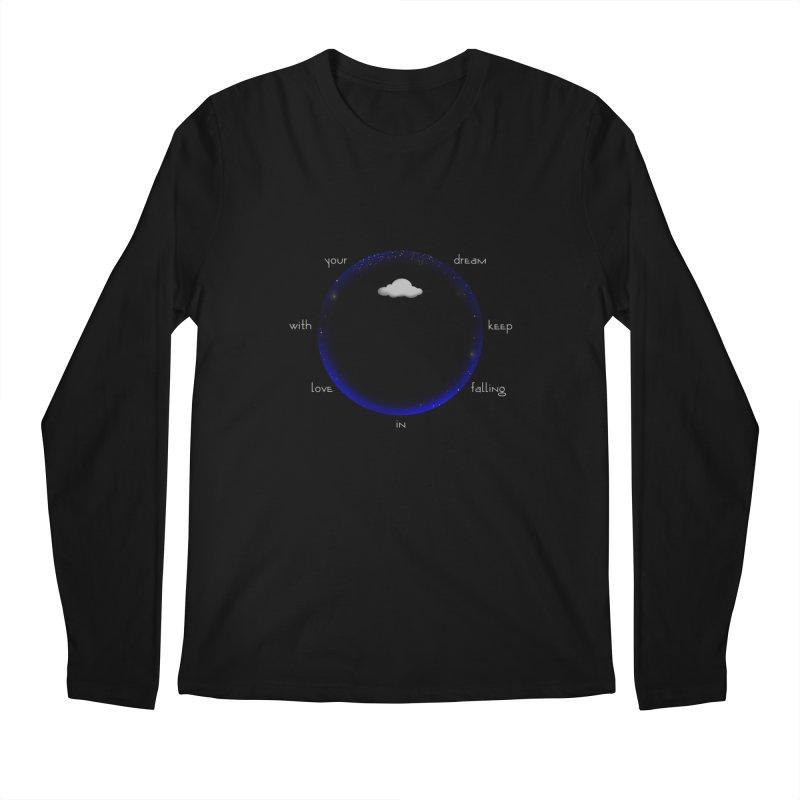 Voyages Men's Longsleeve T-Shirt by Ellarte Artist Shop