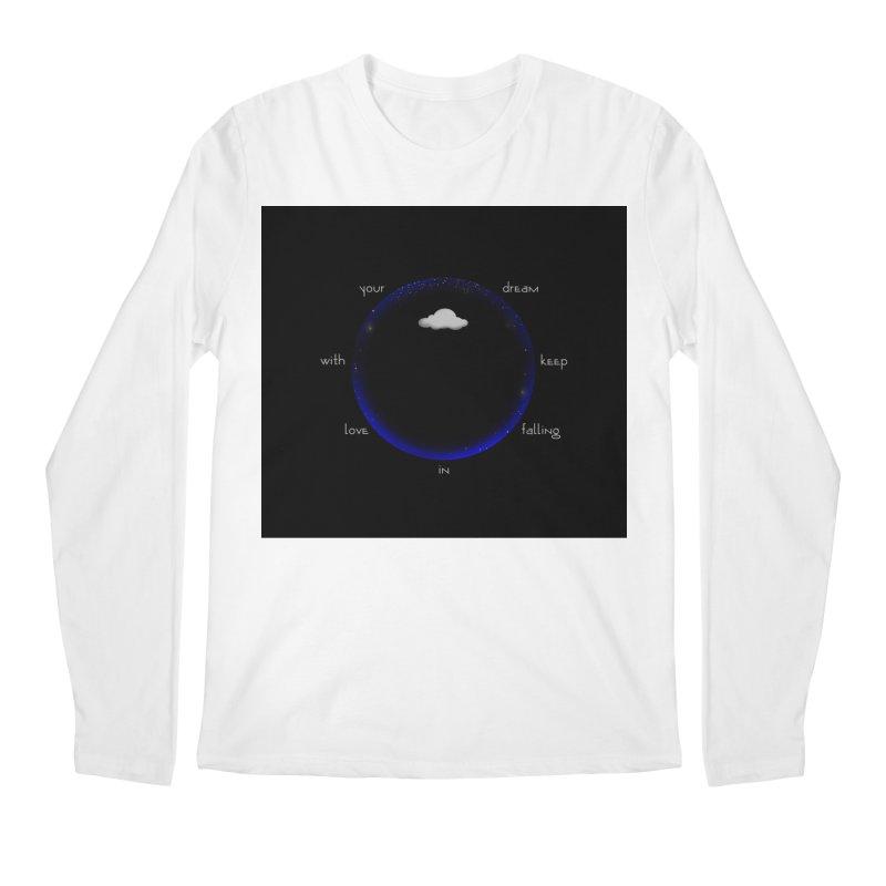 Voyages Men's Regular Longsleeve T-Shirt by Ellarte Artist Shop