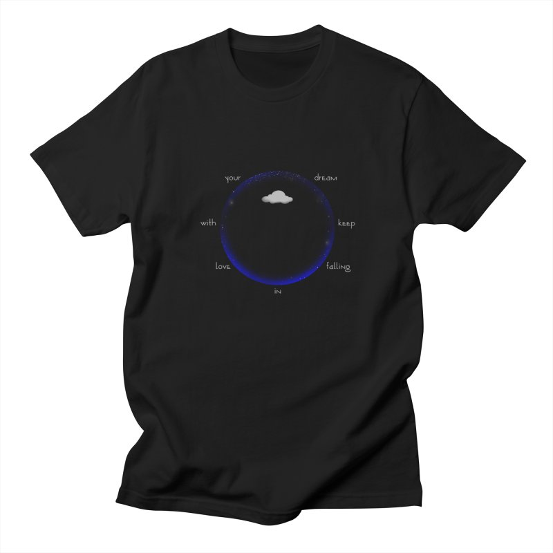 Voyages Men's Regular T-Shirt by Ellarte Artist Shop