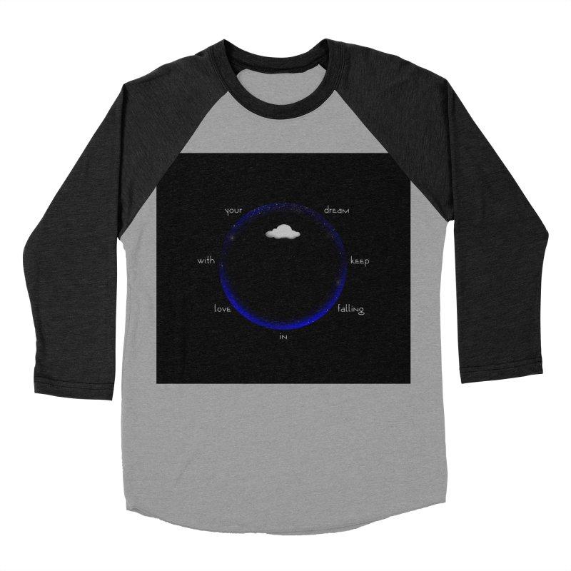 Voyages Men's Baseball Triblend T-Shirt by Ellarte Artist Shop
