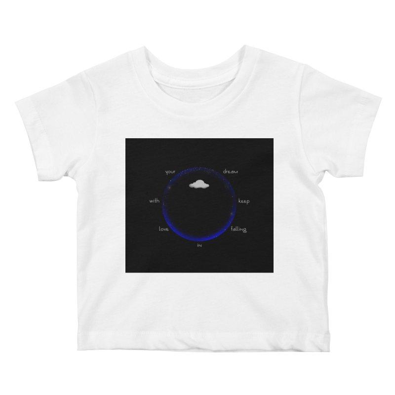 Voyages Kids Baby T-Shirt by Ellarte Artist Shop