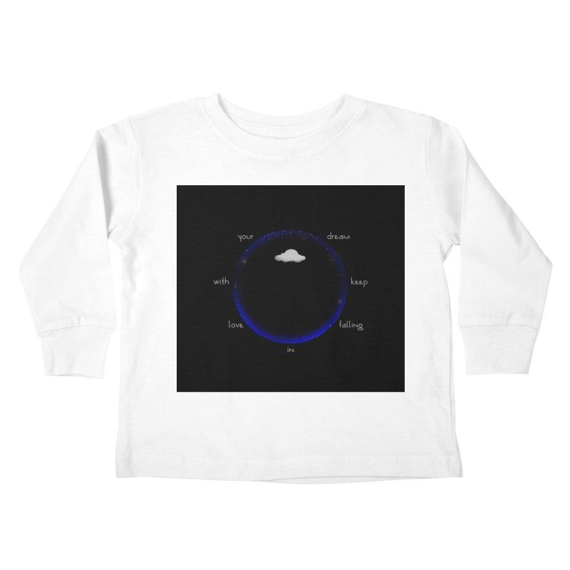 Voyages Kids Toddler Longsleeve T-Shirt by Ellarte Artist Shop