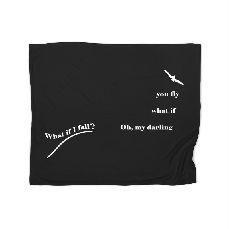 You are doing better than you think Home Blanket by Ellarte Artist Shop