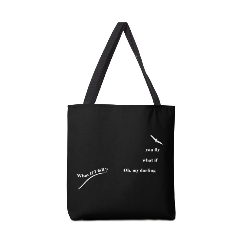 You are doing better than you think Accessories Bag by Ellarte Artist Shop