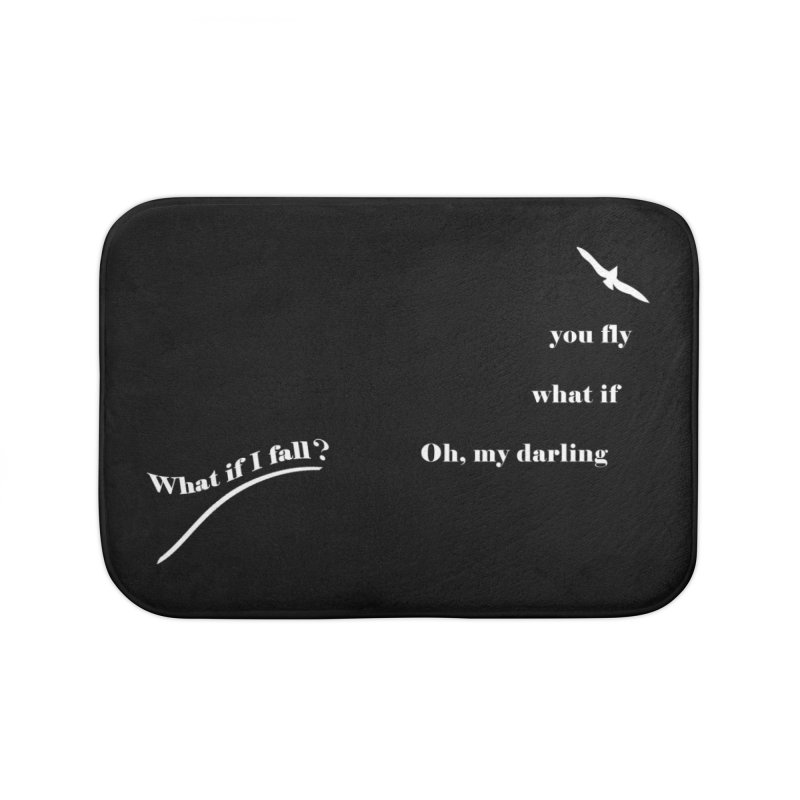 You are doing better than you think Home Bath Mat by Ellarte Artist Shop
