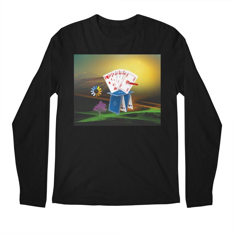Good Fortune Men's Regular Longsleeve T-Shirt by Ellarte Artist Shop