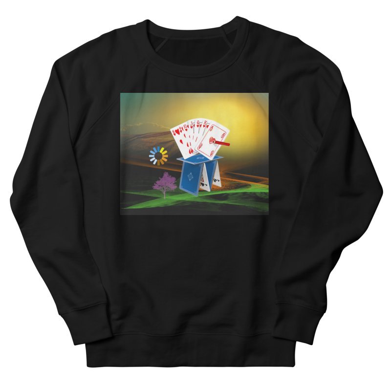 Good Fortune Women's Sweatshirt by Ellarte Artist Shop