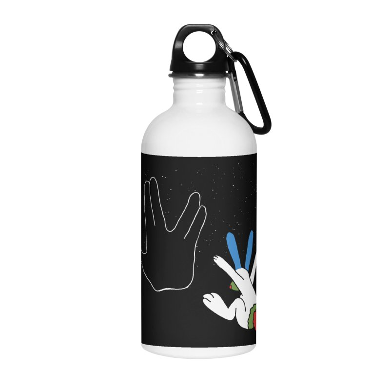 Iv Accessories Water Bottle by Ellarte Artist Shop