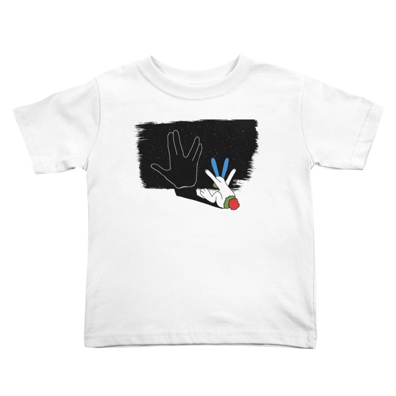 Iv Kids Toddler T-Shirt by Ellarte Artist Shop