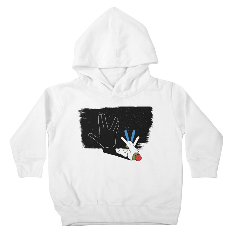 IV Kids Toddler Pullover Hoody by Ellarte Artist Shop