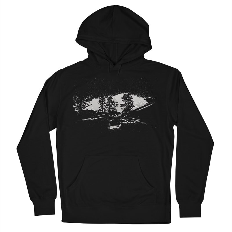 Skywalker Women's Pullover Hoody by Ellarte Artist Shop