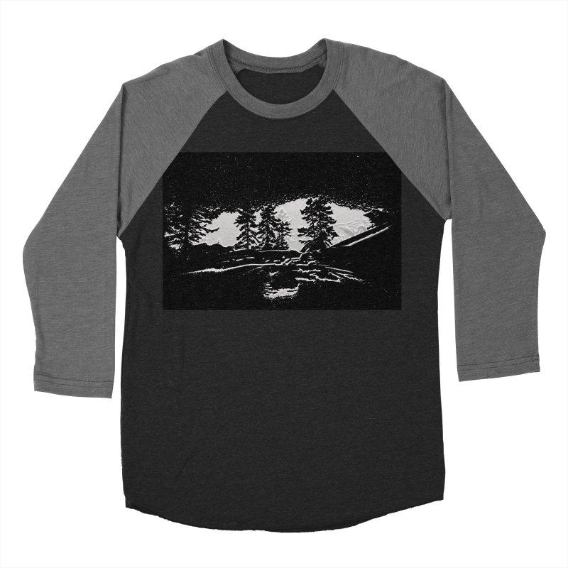 Sky Walker Men's Baseball Triblend Longsleeve T-Shirt by Ellarte Artist Shop