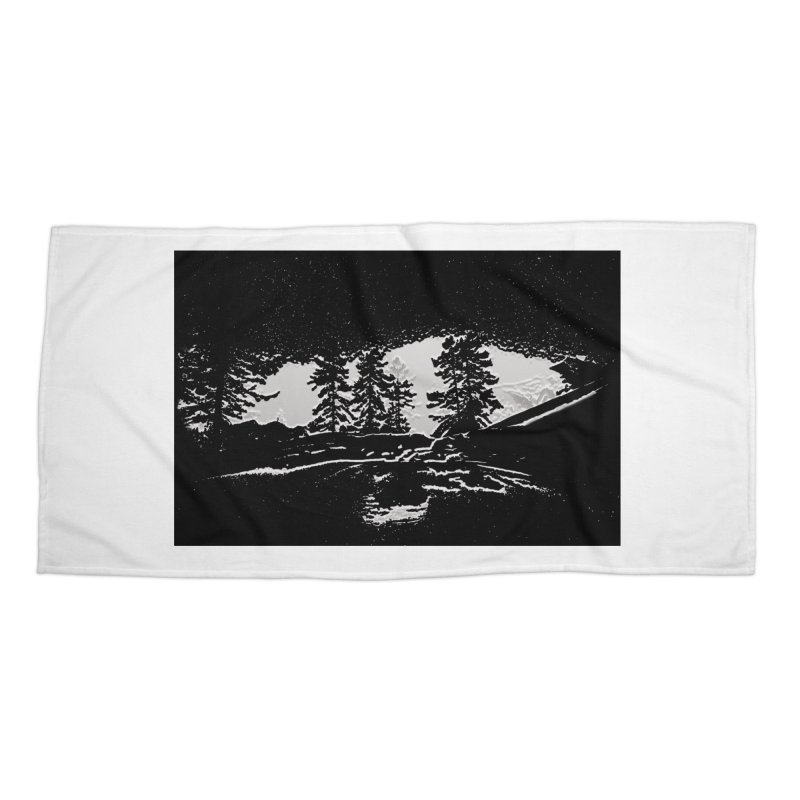 Skywalker Accessories Beach Towel by Ellarte Artist Shop