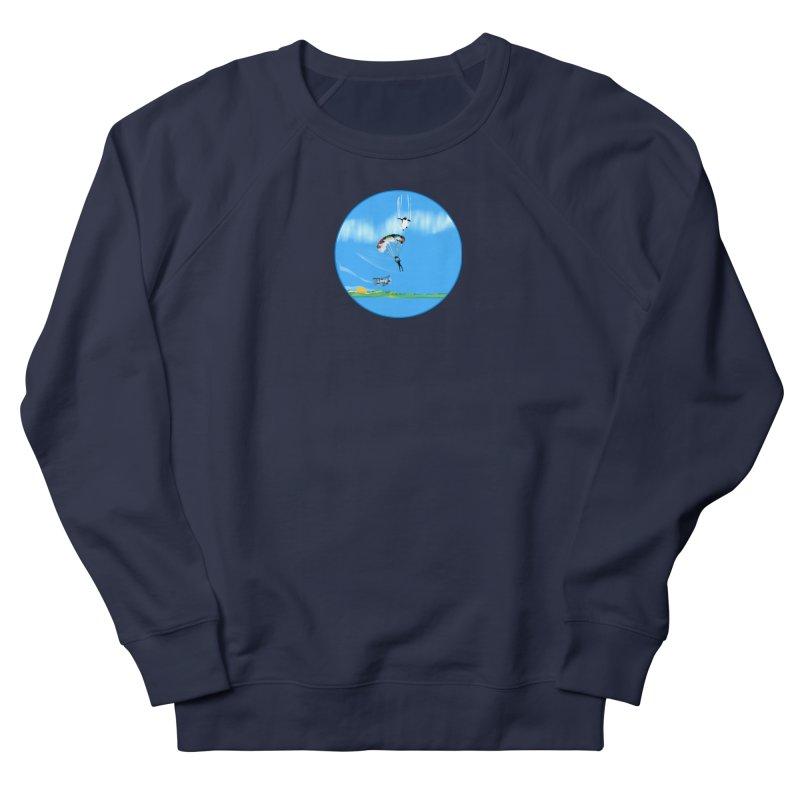 Borea Men's French Terry Sweatshirt by Ellarte Artist Shop
