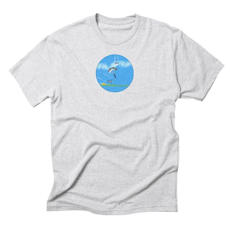 Borea Men's Triblend T-Shirt by Ellarte Artist Shop
