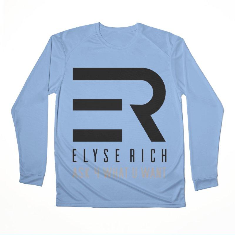 ElyseRich - ASK ER Collection UK Women's Longsleeve T-Shirt by ElyseRich's Artist Shop