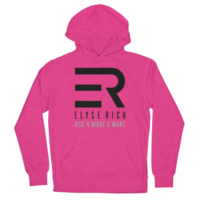 ElyseRich - ASK ER Collection UK Men's Pullover Hoody by ElyseRich's Artist Shop