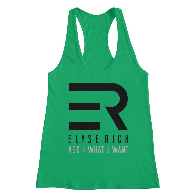 ElyseRich - ASK ER Collection UK Women's Tank by ElyseRich's Artist Shop