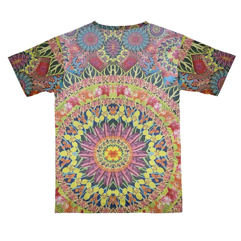 Elyse Rich - Mandala Collection Men's Cut & Sew by ElyseRich's Artist Shop