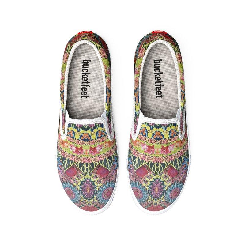 Elyse Rich - Mandala Collection Men's Shoes by ElyseRich's Artist Shop