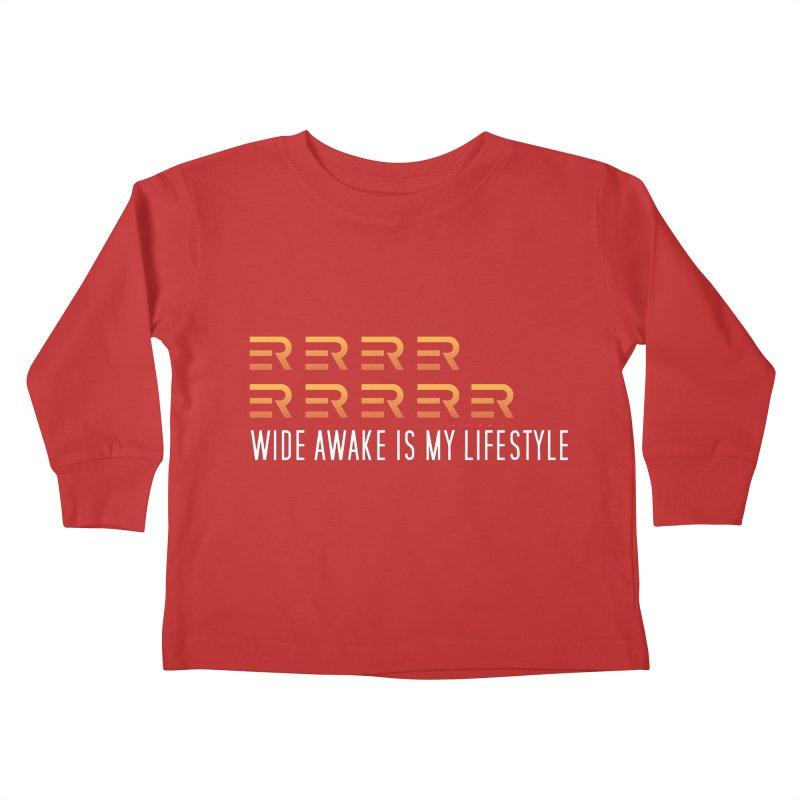 Elyse Rich - ER Dry Season Collection Kids Toddler Longsleeve T-Shirt by ElyseRich's Artist Shop