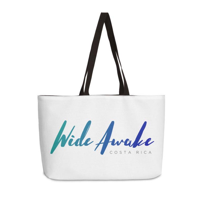 Wide Awake Costa Rica Accessories Bag by ElyseRich's Artist Shop