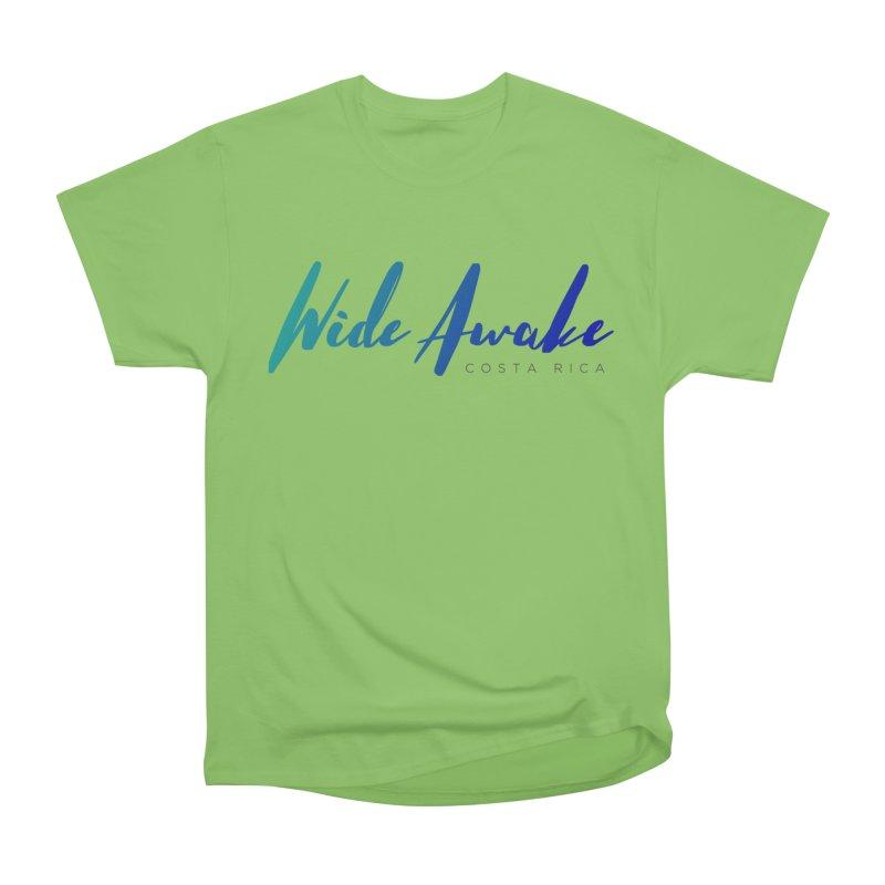 Wide Awake Costa Rica Men's T-Shirt by ElyseRich's Artist Shop