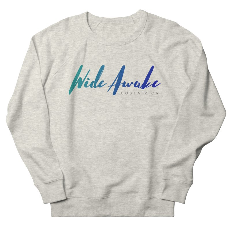 Wide Awake Costa Rica Men's Sweatshirt by ElyseRich's Artist Shop