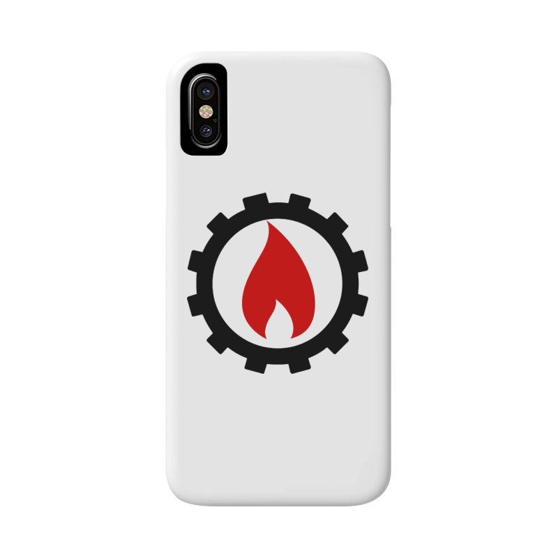Station Logo Accessories Phone Case by eMbers Station Swag Shop