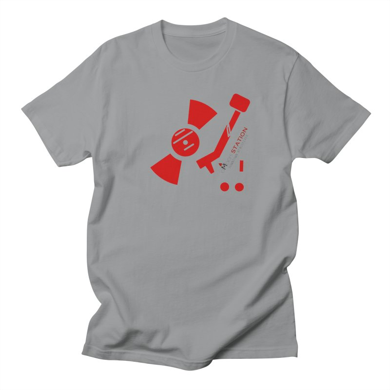 Vinyl T Men's T-Shirt by eMbers Station Swag Shop