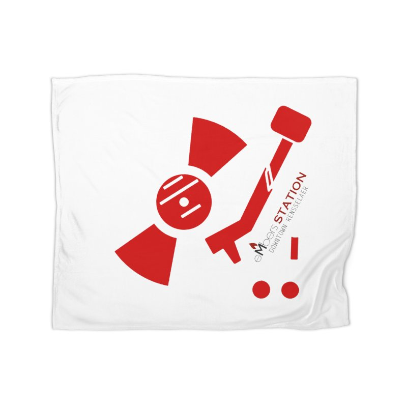 Vinyl T Home Blanket by eMbers Station Swag Shop