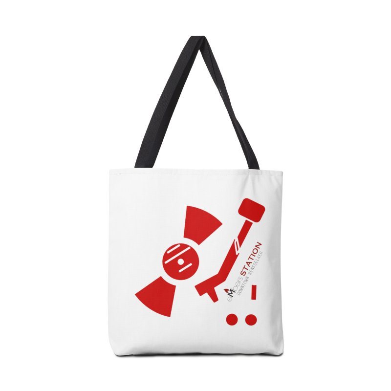Vinyl T Accessories Bag by eMbers Station Swag Shop