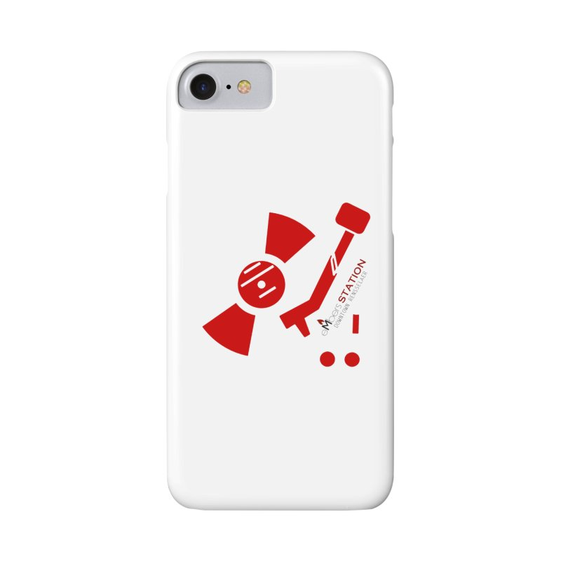Vinyl T Accessories Phone Case by eMbers Station Swag Shop