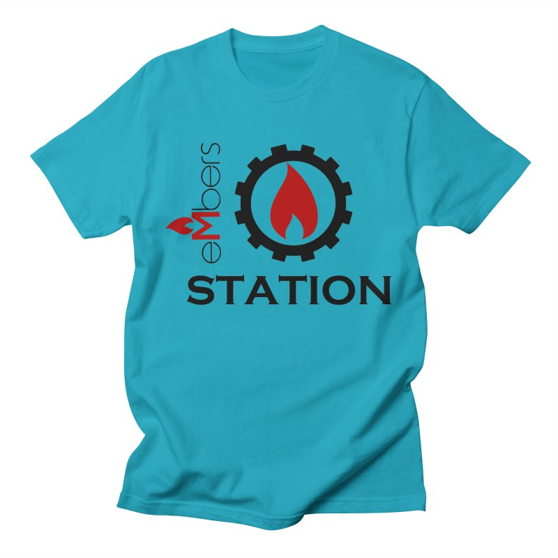 eMbers Station Women's Regular Unisex T-Shirt by eMbers Station Swag Shop