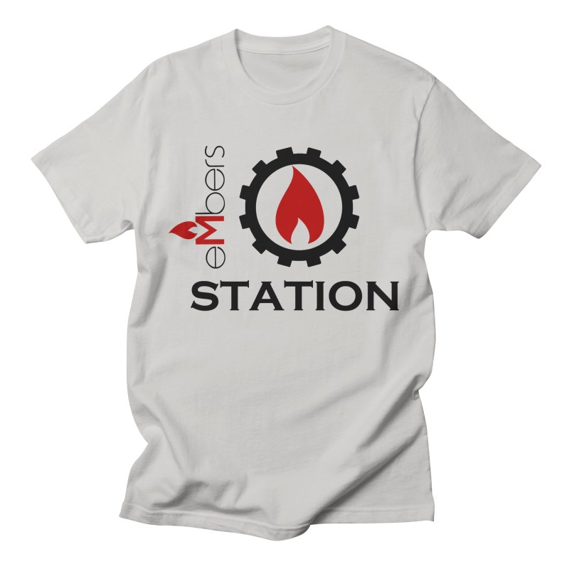 eMbers Station Men's T-Shirt by eMbers Station Swag Shop