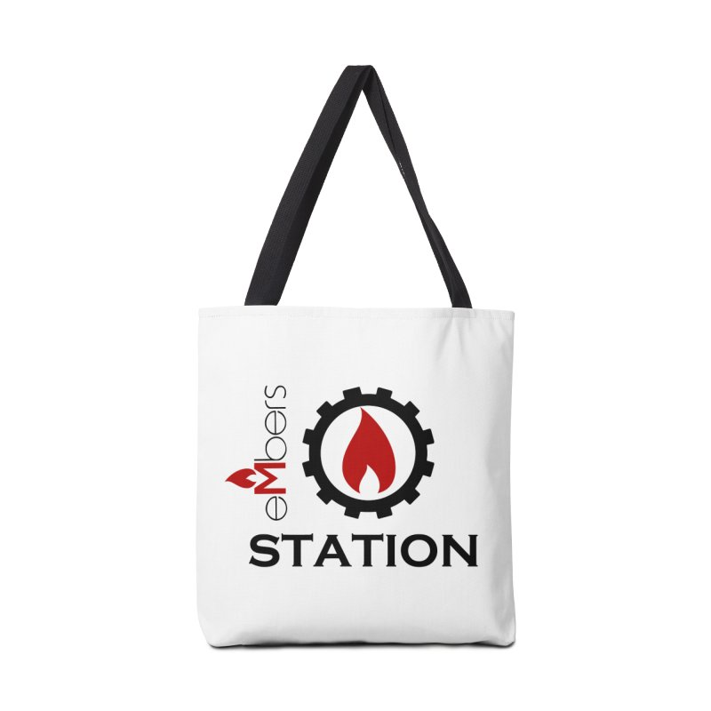 eMbers Station Accessories Bag by eMbers Station Swag Shop