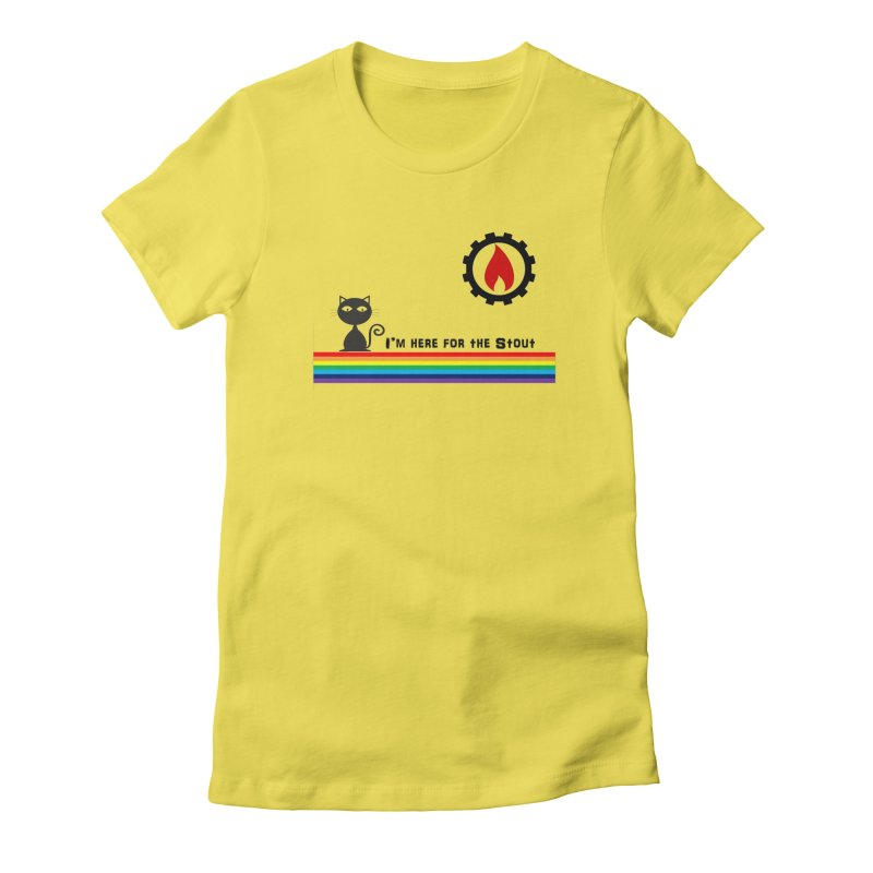 Women's None by eMbers Station Swag Shop