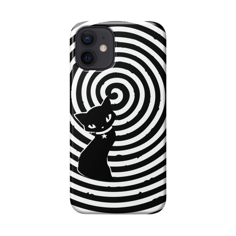 HYPNO KITTY Accessories Phone Case by Emily the Strange Official