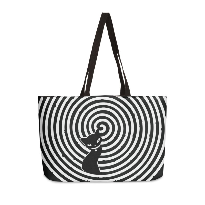 HYPNO KITTY Accessories Weekender Bag Bag by Emily the Strange OFFICIAL