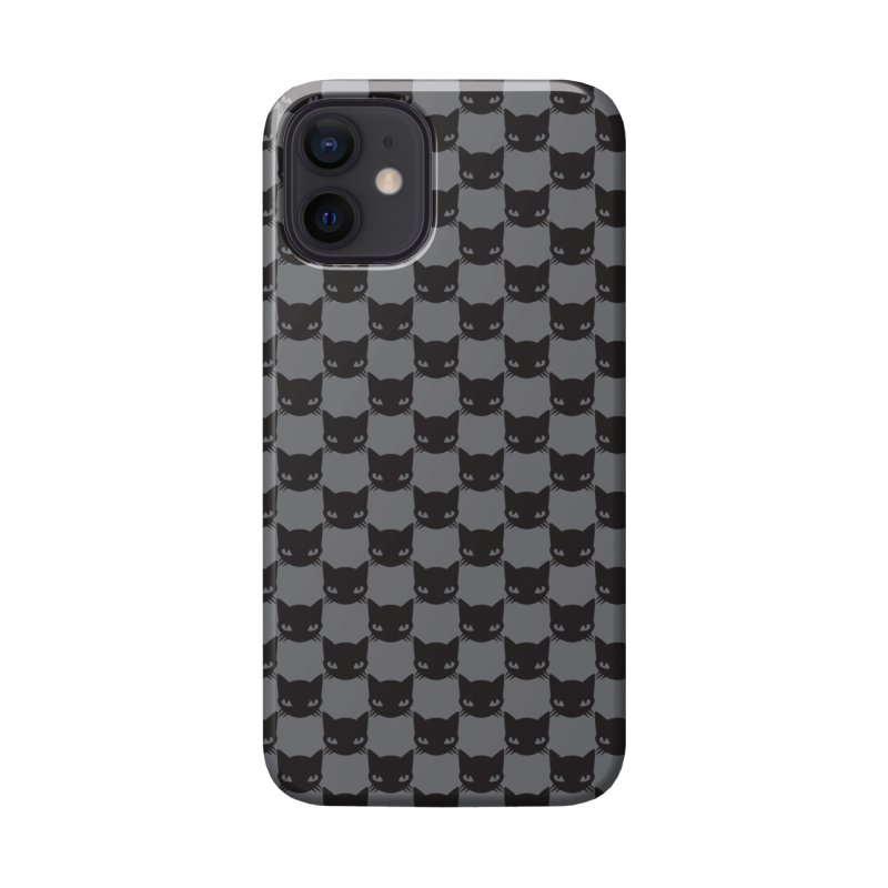 #KITTYCHEX GREY/BLACK Accessories Phone Case by Emily the Strange Official