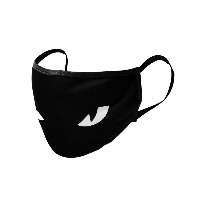 Cat Eyes Accessories Face Mask by Emily the Strange Official