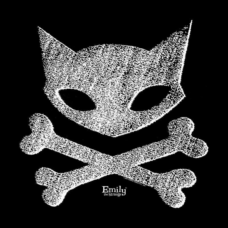 Kitty Crossbones Home Duvet by Emily the Strange Official
