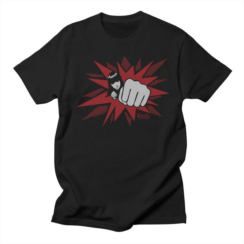 Emily Wham Bam Men's T-Shirt by Emily the Strange Official